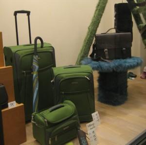 Reisegepäck bei Rode Lederwaren in Duderstadt